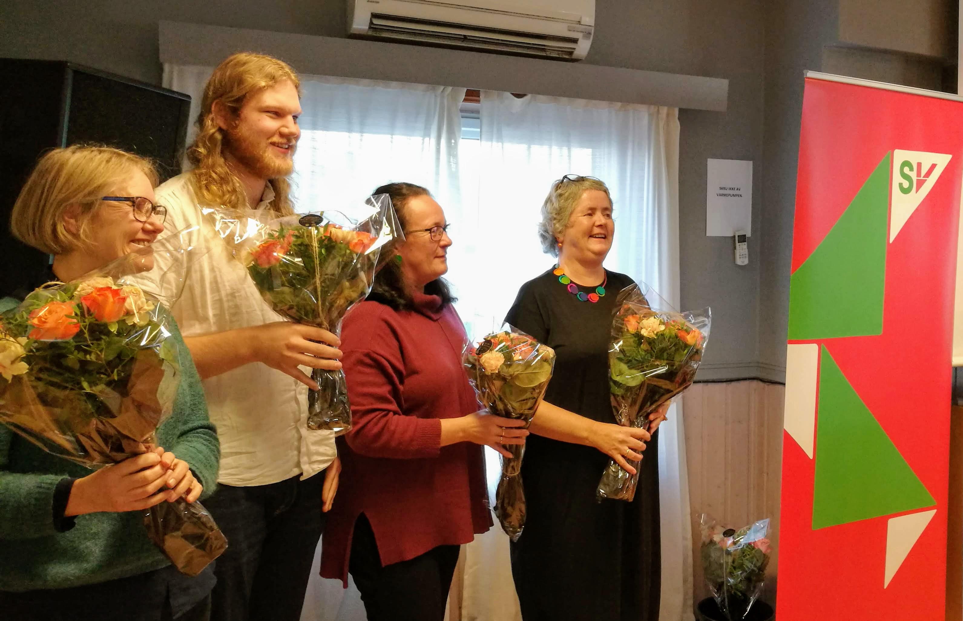 Heidi Bjerga toppar lista i Rogaland