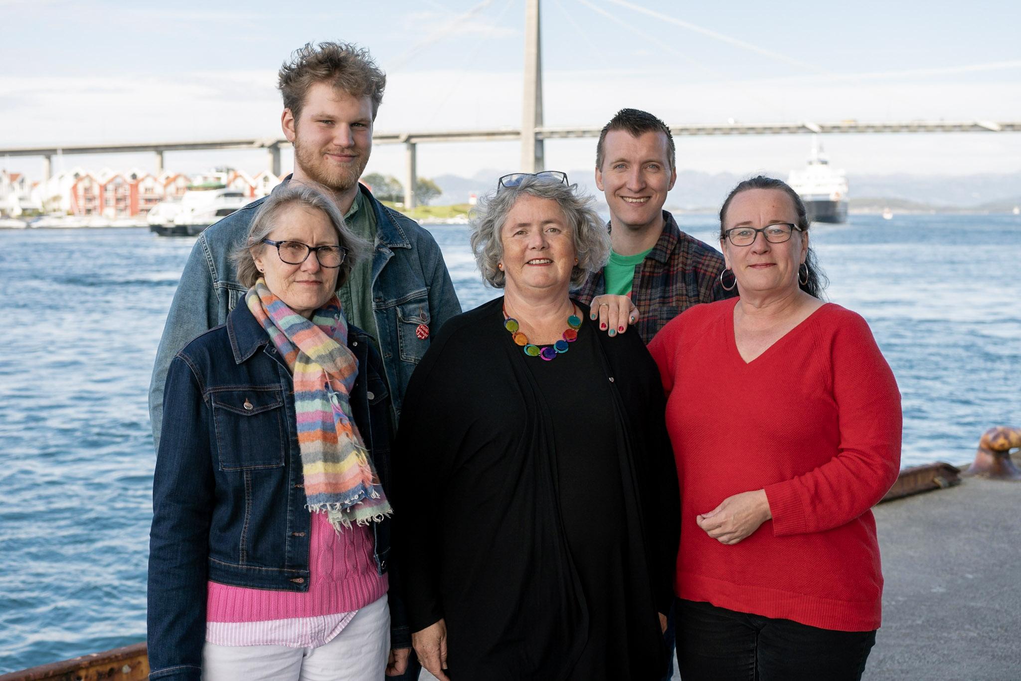 SVs budsjett for Rogaland